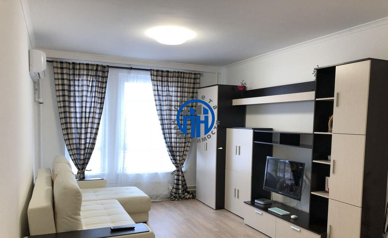 Продается однокомнатная квартира за 5 600 000 рублей. Коммунарка, улица Александры Монаховой, 92к1.
