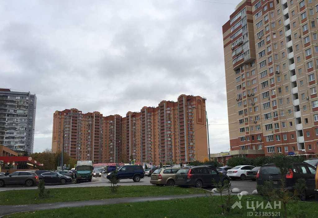 Продается трехкомнатная квартира за 10 600 000 рублей. Троицк, Академическая площадь, 4.