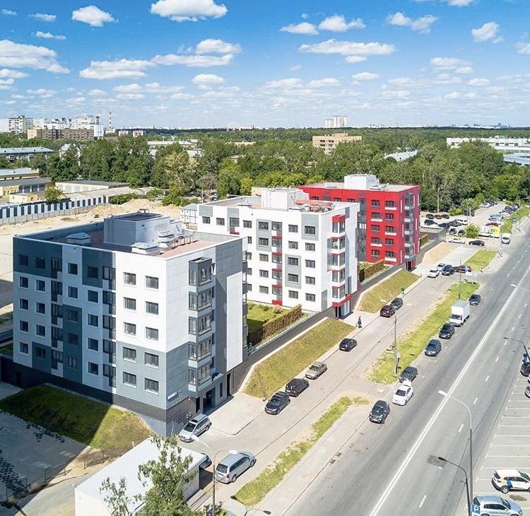 Продается трехкомнатная квартира за 13 928 356 рублей. г Москва, пр-кт Будённого, д 51 к 7.