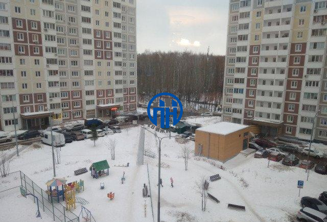 Продается двухкомнатная квартира за 6 350 000 рублей. Московская обл, г Балашиха, мкр Кучино, ул Смельчак, д 14.