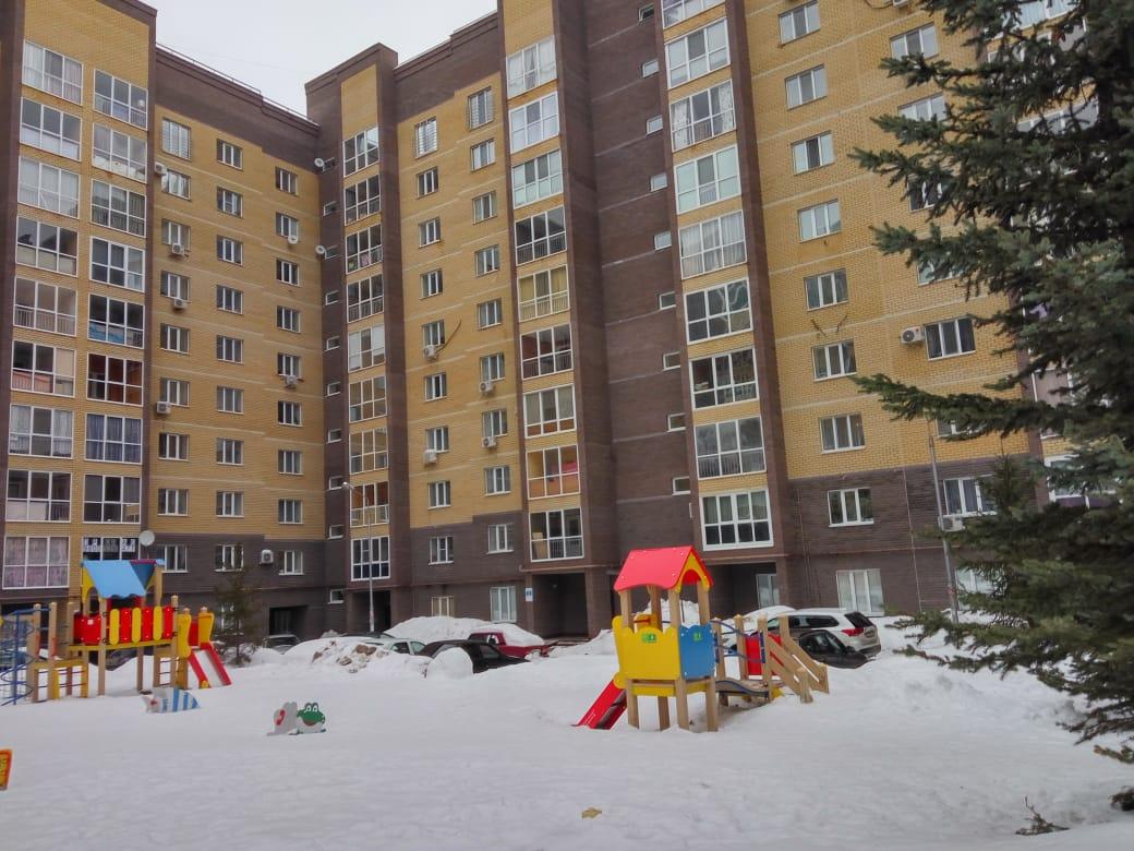 Продажа 1-к квартиры салиха батыева, 17