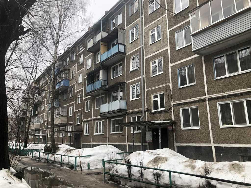 Продажа 1-к квартиры шамиля усманова, 17