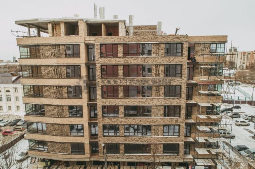 Продажа 3-к квартиры ул. Калинина, ЖК «Архитектор»