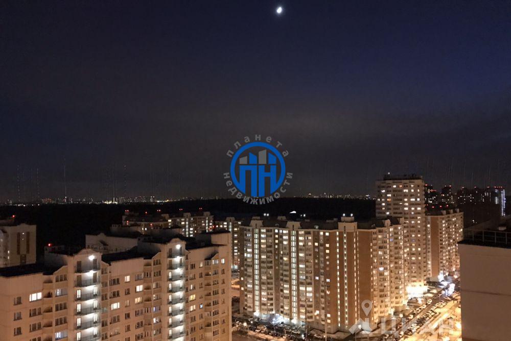 Продается двухкомнатная квартира за 5 900 000 рублей. Московская обл, г Балашиха, мкр Авиаторов, б-р Нестерова, д 9.