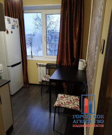 Продается однокомнатная квартира за 2 050 000 рублей. Московская обл, г Серпухов, ул Захаркина, д 5.