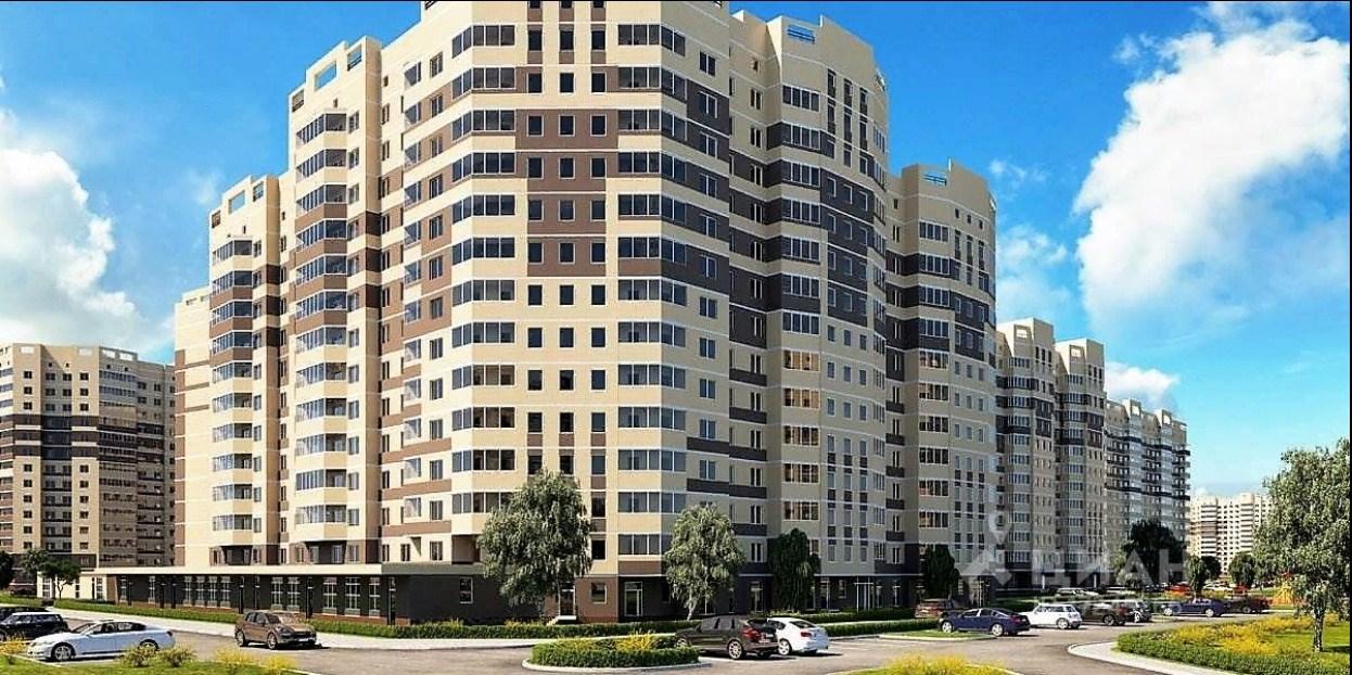 Продается двухкомнатная квартира за 3 383 112 рублей. Пушкино, микрорайон Новое Пушкино.