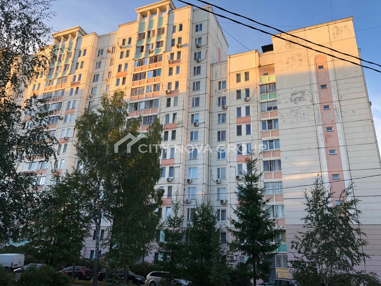 Продается трехкомнатная квартира за 15 950 000 рублей. г Москва, ул Мартеновская, д 4.