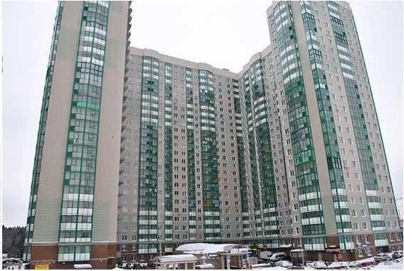 Продается трехкомнатная квартира за 6 493 273 рублей. Красногорск, бульвар Космонавтов, 13.