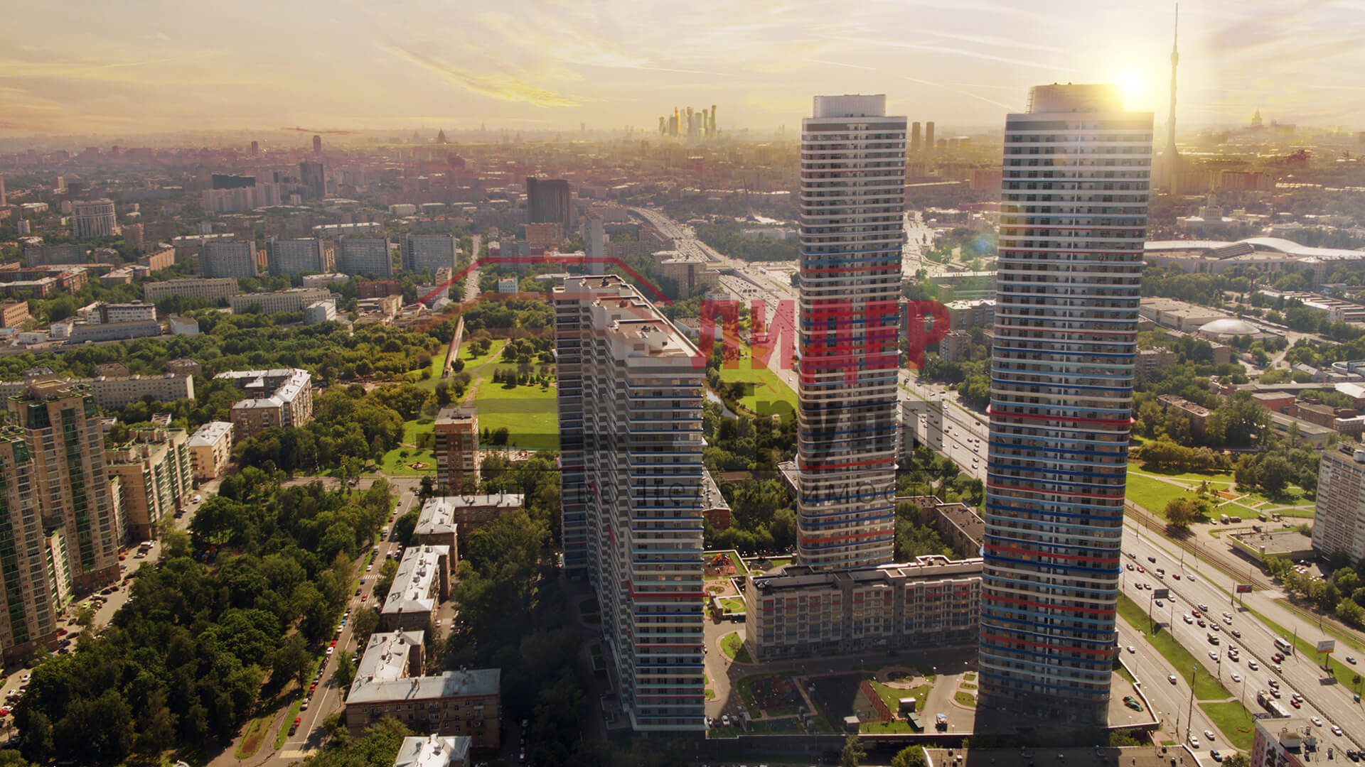 Продается четырехкомнатная квартира за 21 500 000 рублей. Москва, проспект Мира, 188Бк3.