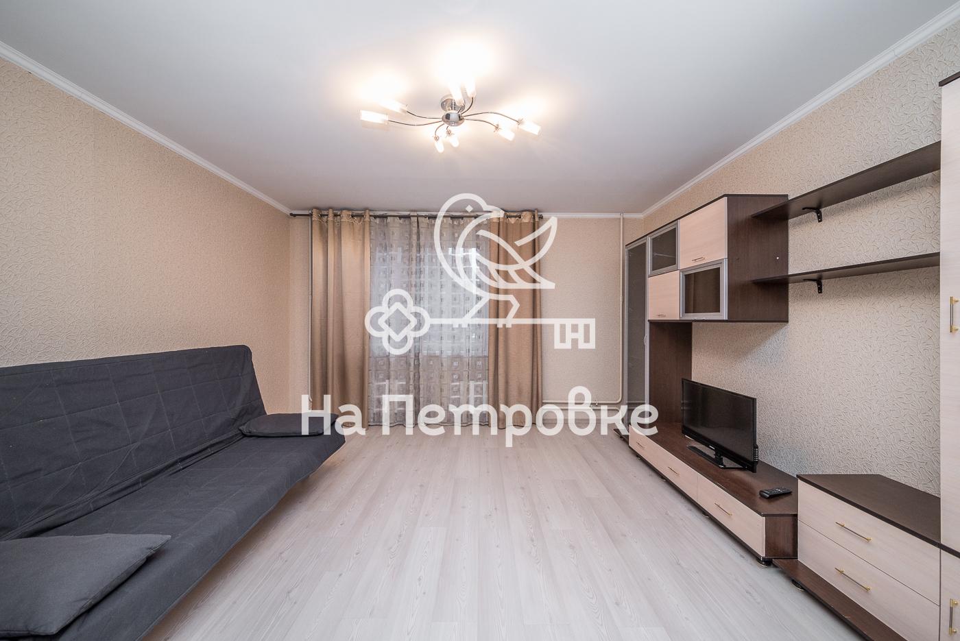Продается однокомнатная квартира за 5 800 000 рублей. Московская обл, г Котельники, 3-й Покровский проезд, д 1.