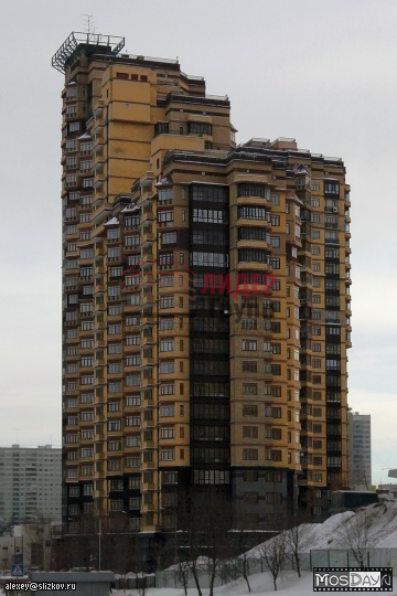 Продается трехкомнатная квартира за 48 000 000 рублей. г Москва, ул Покрышкина, д 1 к 1.