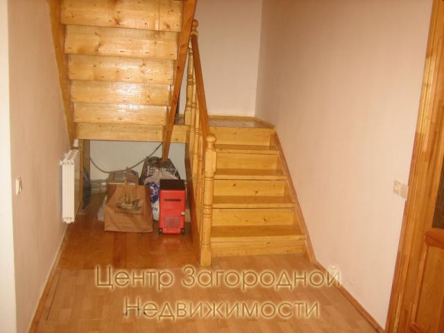 Лестница на второй этаж по-простому