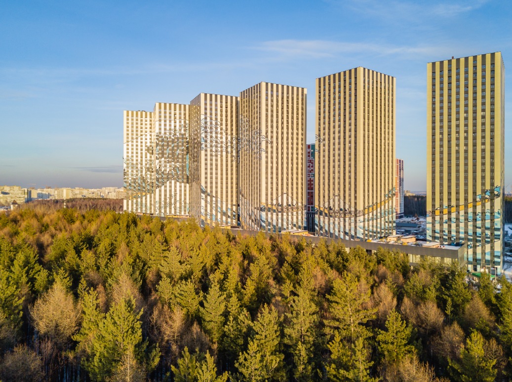 Продается трехкомнатная квартира за 12 777 940 рублей. г Москва, ул Поляны, д 5.