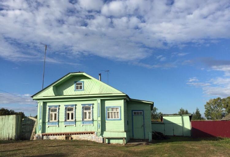 Суздальский район, село Омутское