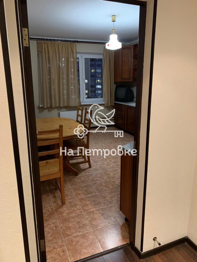 Продается однокомнатная квартира за 4 400 000 рублей. Московская обл, г Балашиха, мкр Кучино, ул Речная, д 11.