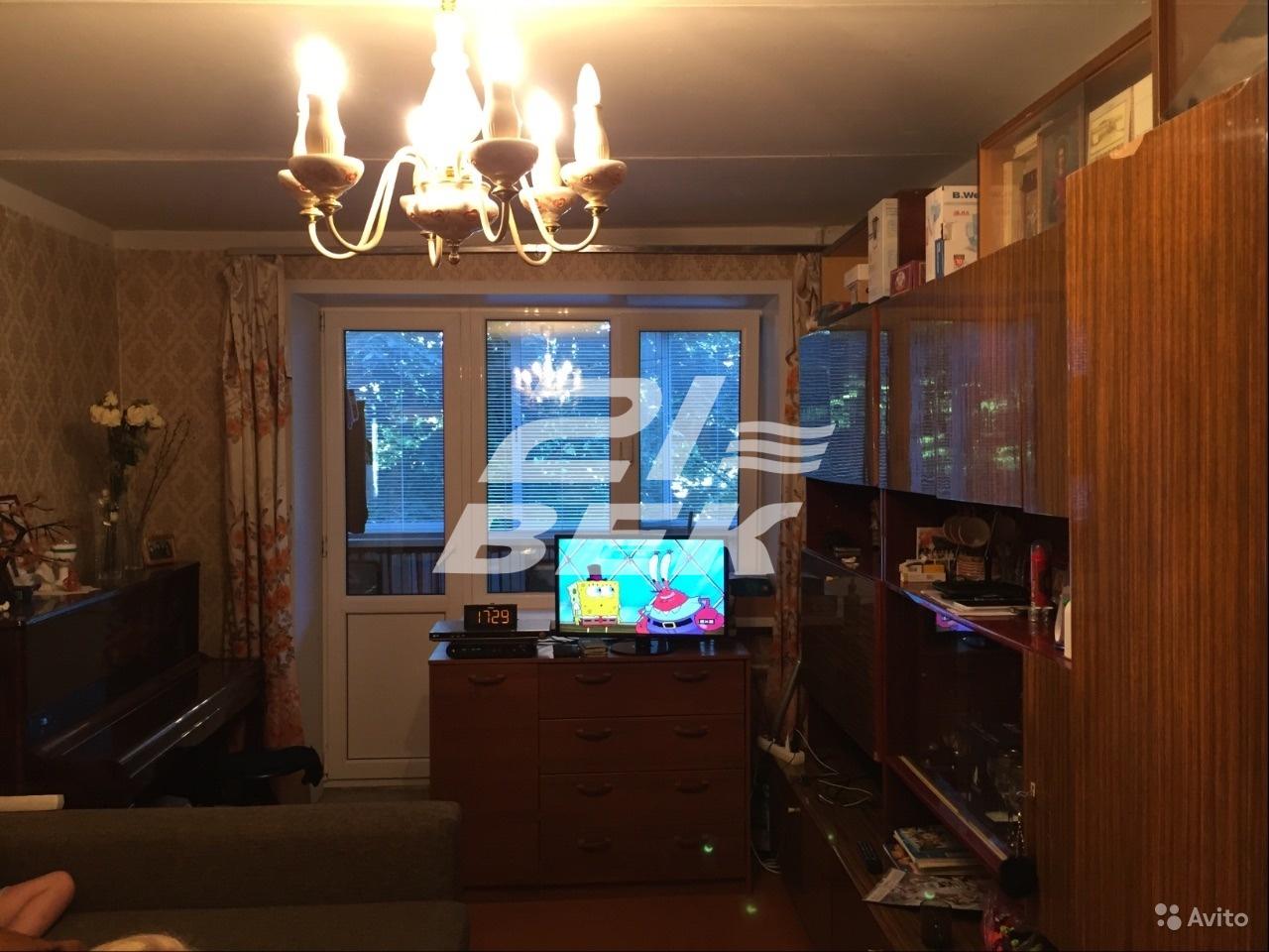 Продается трехкомнатная квартира за 3 350 000 рублей. г Курск, ул Димитрова, д 84.