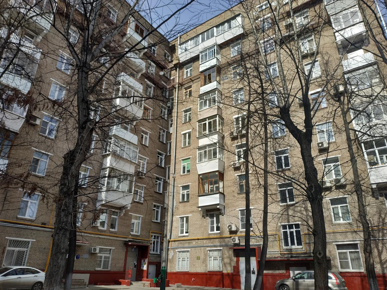 Продается трехкомнатная квартира за 18 300 000 рублей. г Москва, ул Профсоюзная, д 5/9.