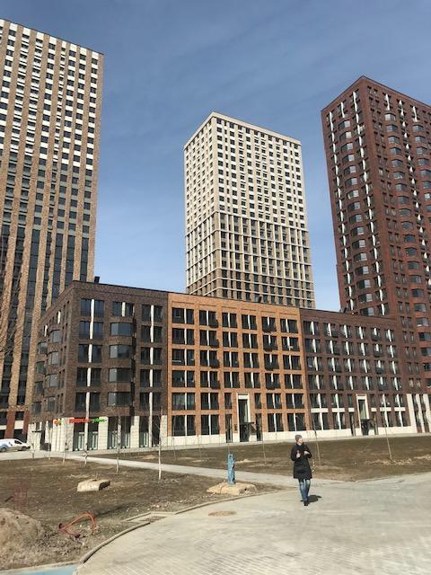 Продается трехкомнатная квартира за 12 310 000 рублей. г Москва, ул Донецкая, д 30 к 1.
