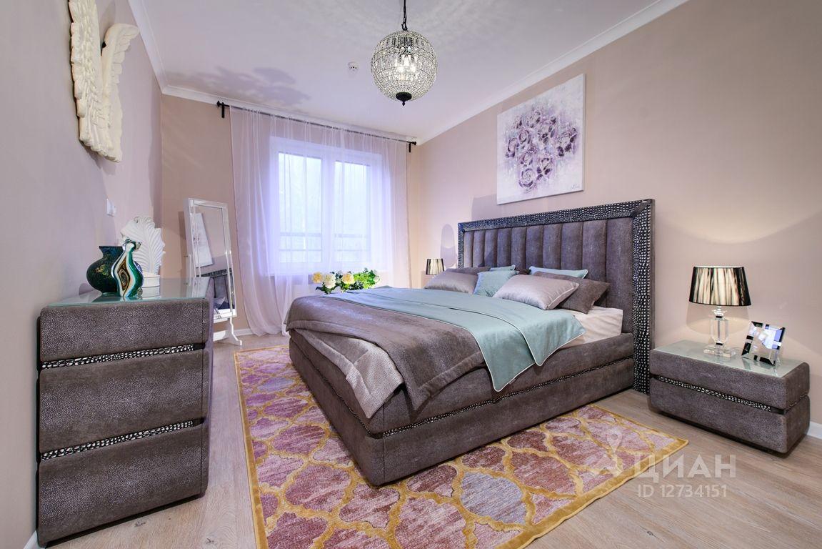 Продается трехкомнатная квартира за 13 798 000 рублей. г Москва, ул Поляны, д 5.