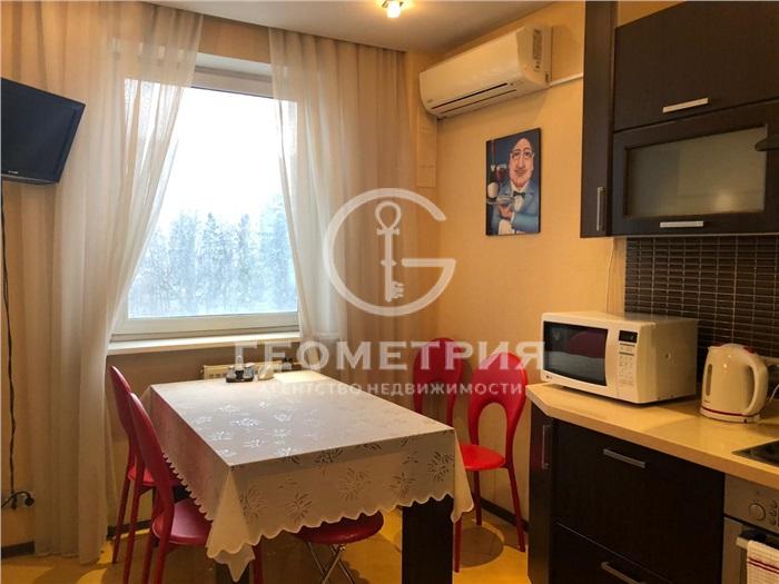 Продается однокомнатная квартира за 12 900 000 рублей. г Москва, ул Академика Анохина, д 2 к 6.