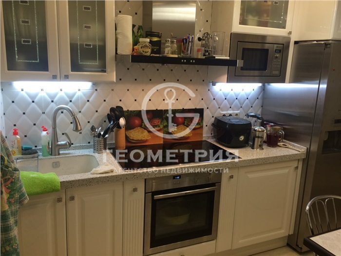 Продается однокомнатная квартира за 11 700 000 рублей. г Москва, Духовской пер, д 14.