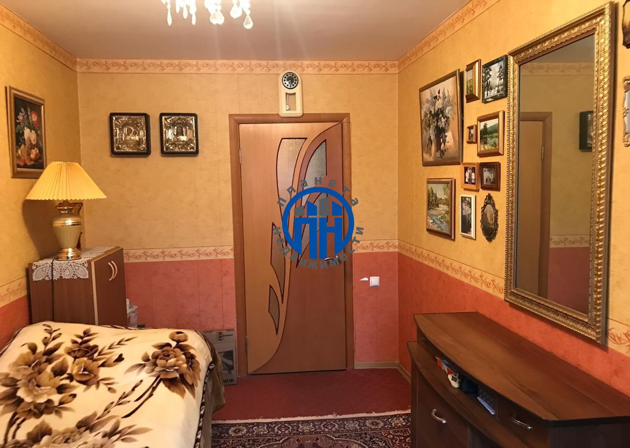 Продается трехкомнатная квартира за 4 890 000 рублей. Московская обл, г Мытищи, ул Силикатная, д 39 к 2.