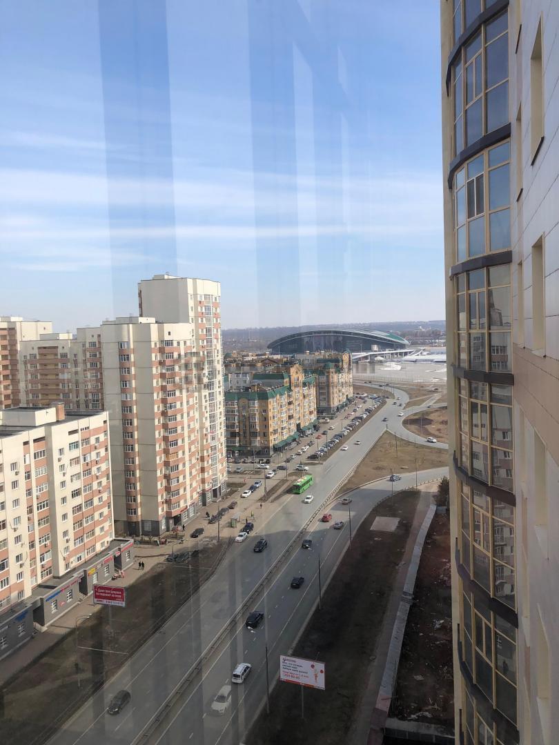 Продажа 1-к квартиры ул. Фатыха Амирхана/Чистопольская/Адоратского, ЖК «Столичный»