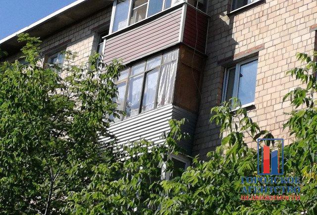 Продается однокомнатная квартира за 2 100 000 рублей. Московская обл, г Серпухов, проезд Мишина, д 5.