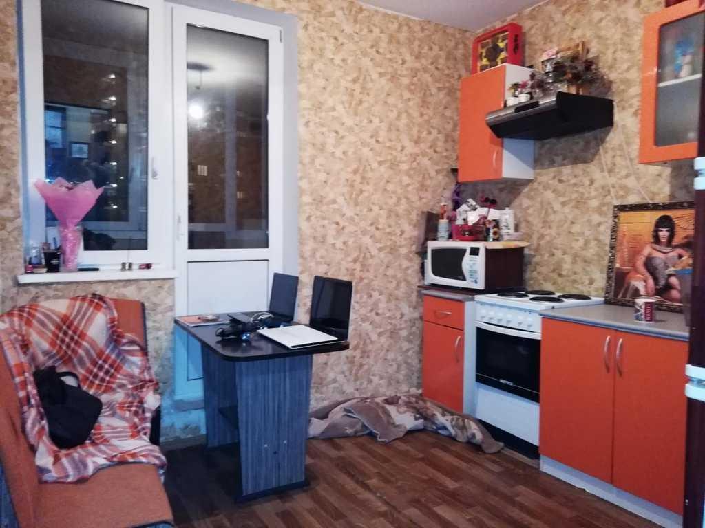 Продается однокомнатная квартира за 3 500 000 рублей. Московская обл, г Подольск, мкр Кузнечики, ул Генерала Варенникова, д 4.