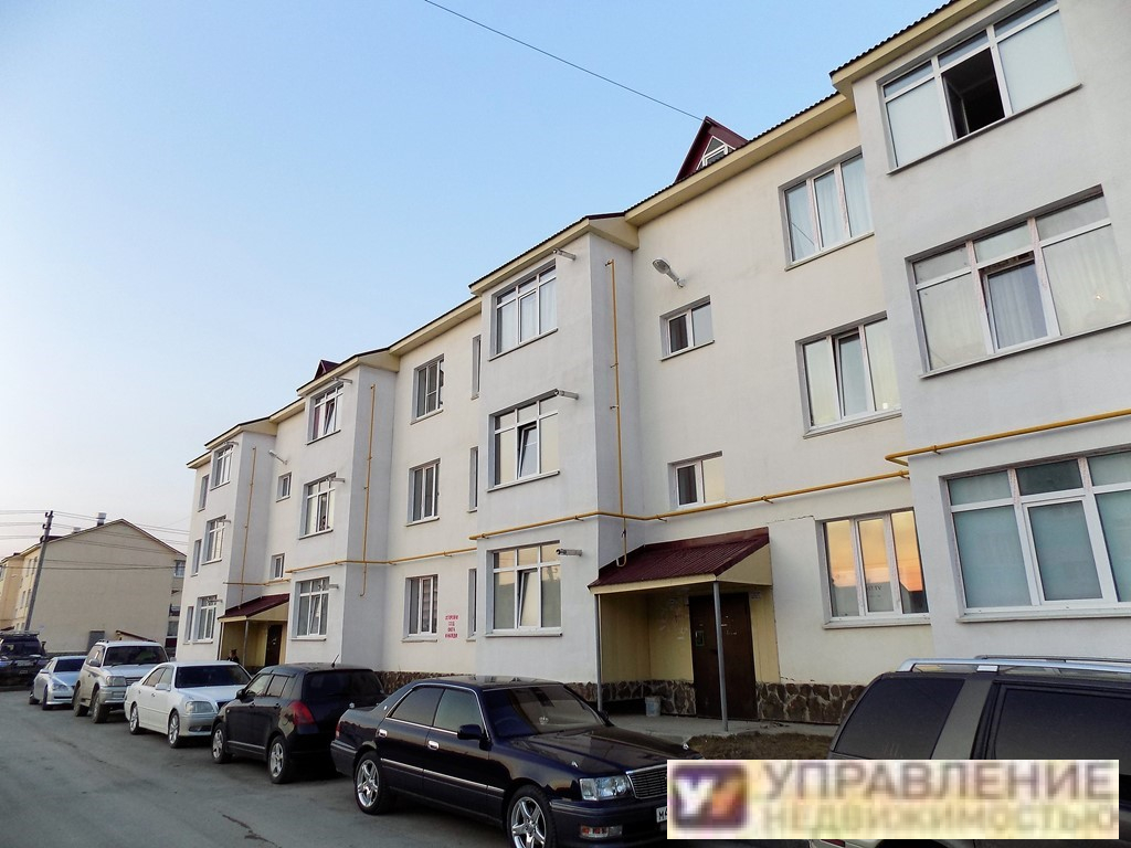 Продается однокомнатная квартира за 3 700 000 рублей. г Южно-Сахалинск, ул Байкальская, д 11.