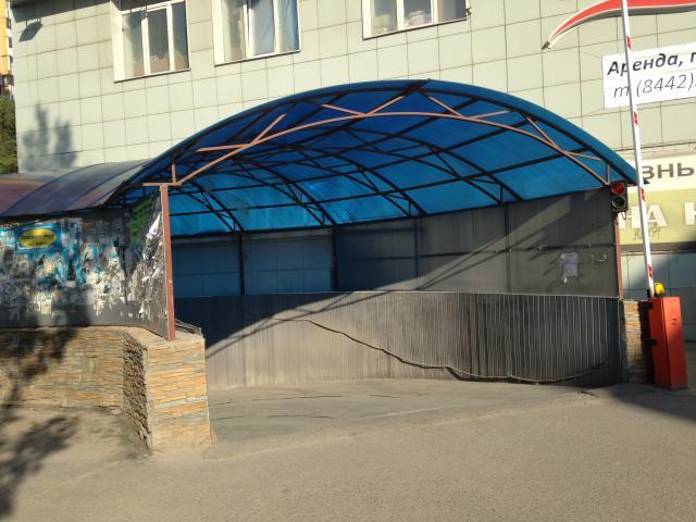 Гараж на продажу по адресу Россия, Волгоградская область, Волгоград, Двинская улица, 15