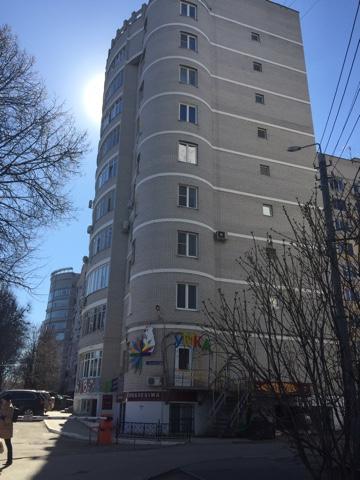 Продается четырехкомнатная квартира за 10 900 000 рублей. г Тула, ул Белкина, д 4Б.