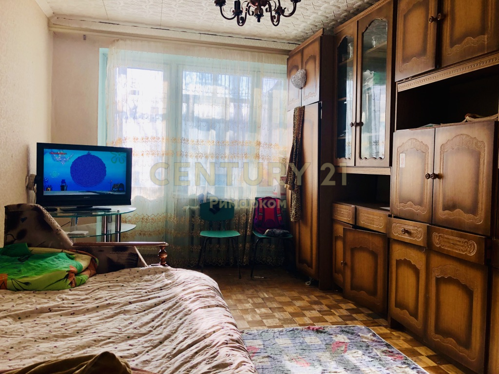 Продается двухкомнатная квартира за 3 200 000 рублей. Московская обл, г Чехов, ул Гагарина, д 90.