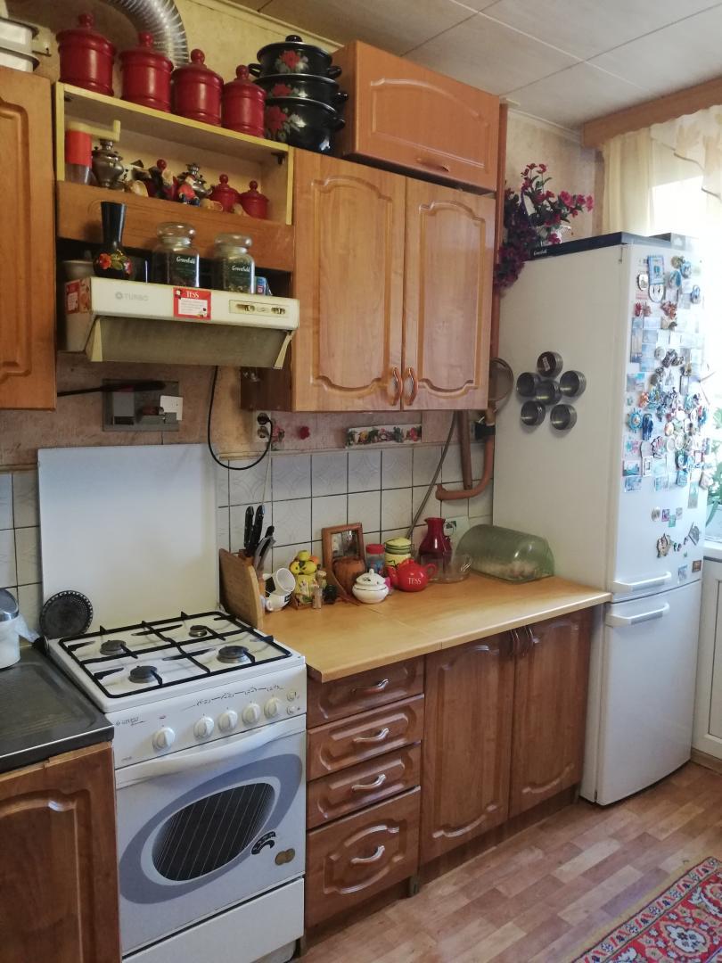 Продается трехкомнатная квартира за 4 400 000 рублей. г Тула, ул Кауля, д 20/109.