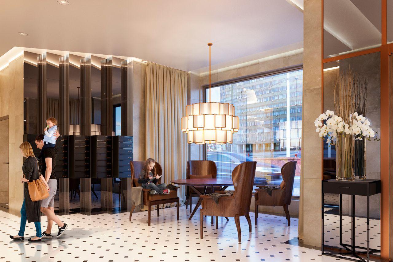 Продается трехкомнатная квартира за 23 502 600 рублей. г Москва.