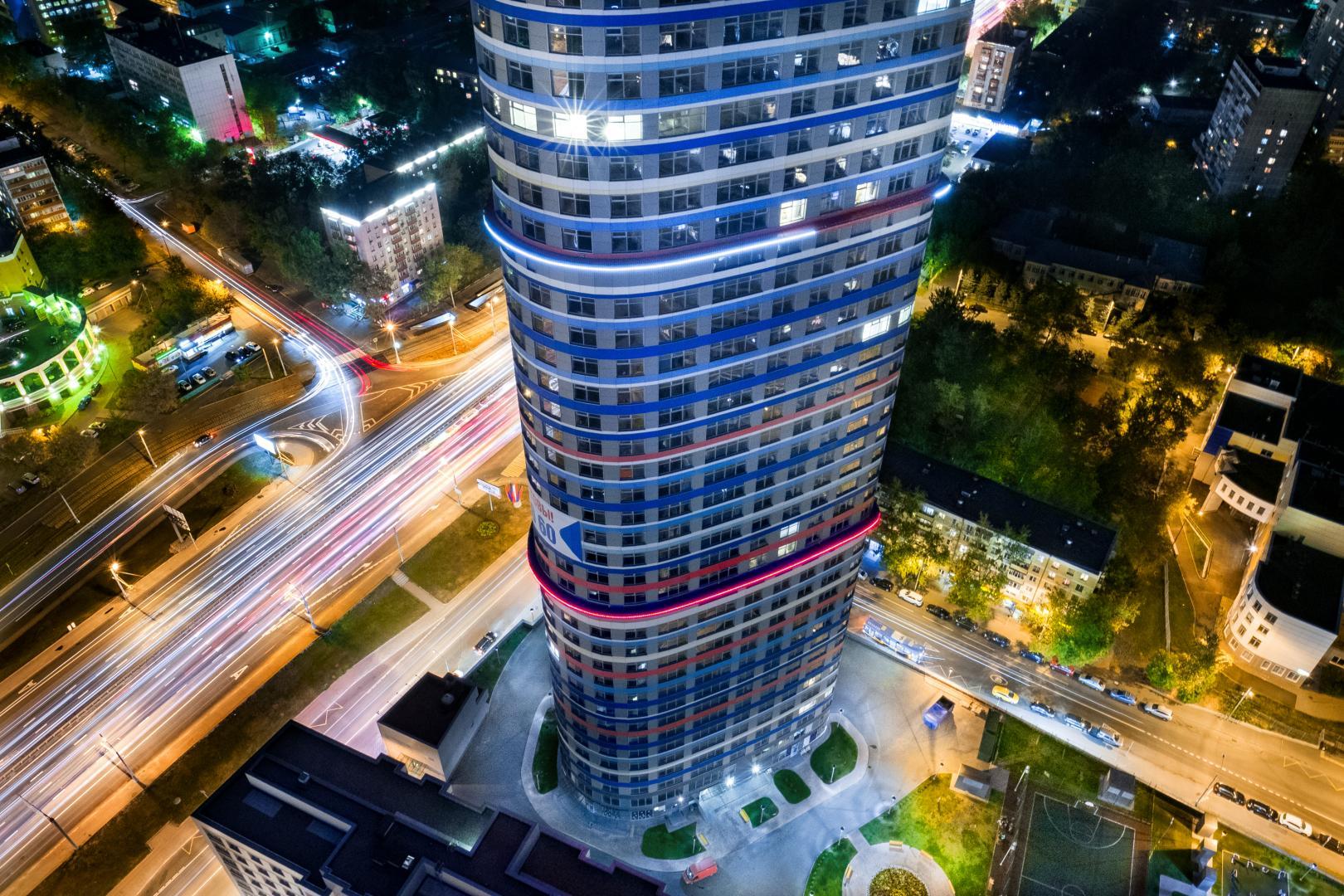 Продается трехкомнатная квартира за 16 404 000 рублей. г Москва, пр-кт Мира, д 188Б к 2.