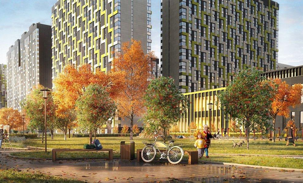 Продается трехкомнатная квартира за 15 428 961 рублей. г Москва, Дмитровское шоссе, д 107А к 3.