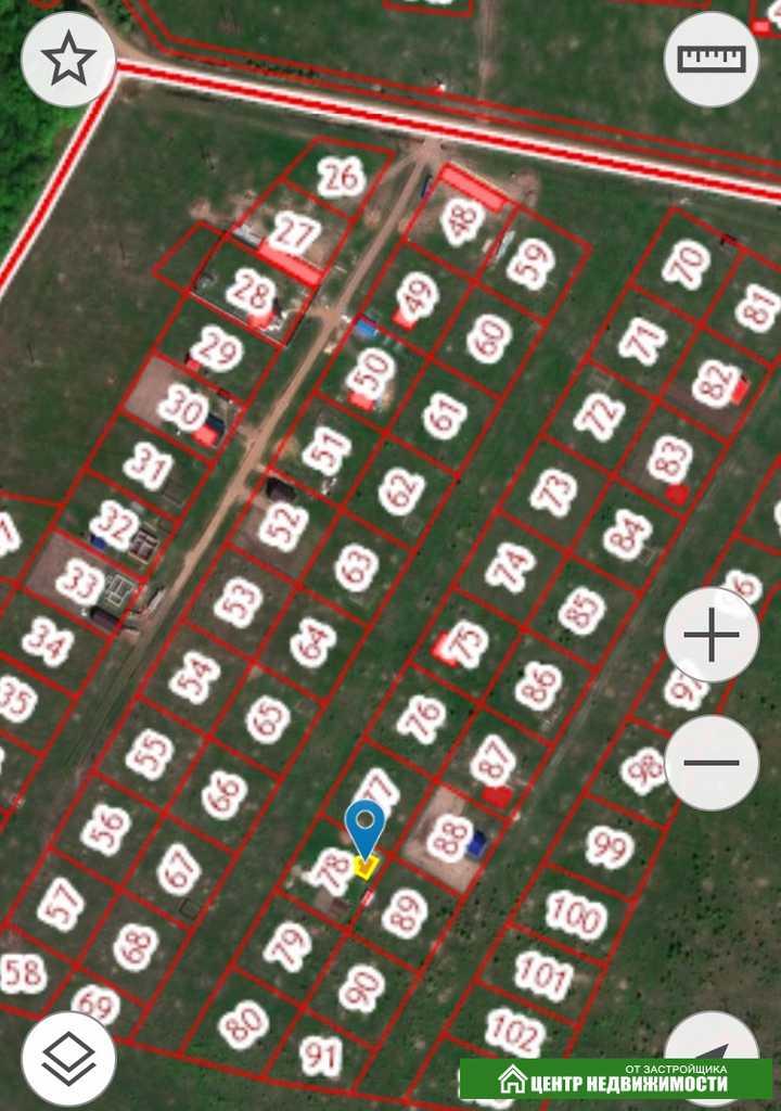Land на продажу по адресу Россия, Республика Башкортостан, Иглинский район, Петрово-федоровка