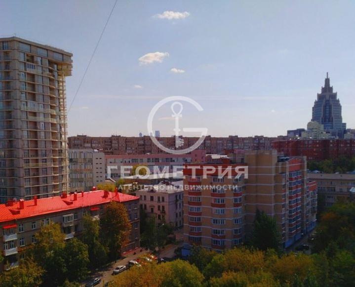Продается трехкомнатная квартира за 23 800 000 рублей. г Москва, пер Самотёчный 3-й, д 21.