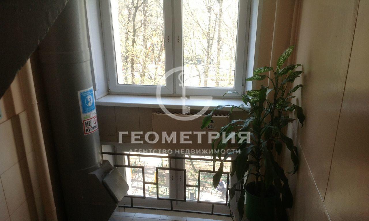Продается однокомнатная квартира за 6 500 000 рублей. г Москва, ул Люблинская, д 5 к 2.