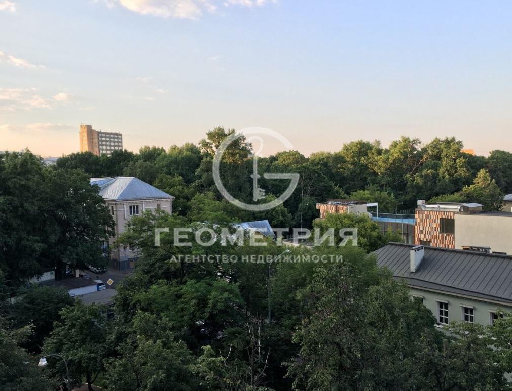 Продается однокомнатная квартира за 11 100 000 рублей. г Москва, ул Сыромятническая Верхн., д 2.