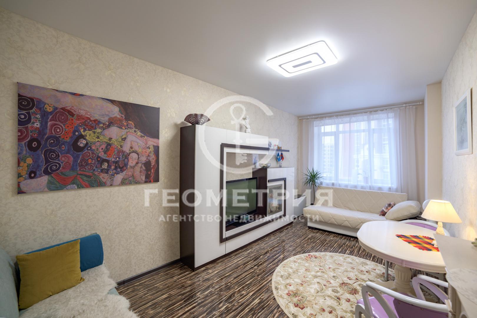 Продается однокомнатная квартира за 8 200 000 рублей. г Москва, поселение Сосенское, поселок Коммунарка, ул Липовый парк, д 4 к 1.
