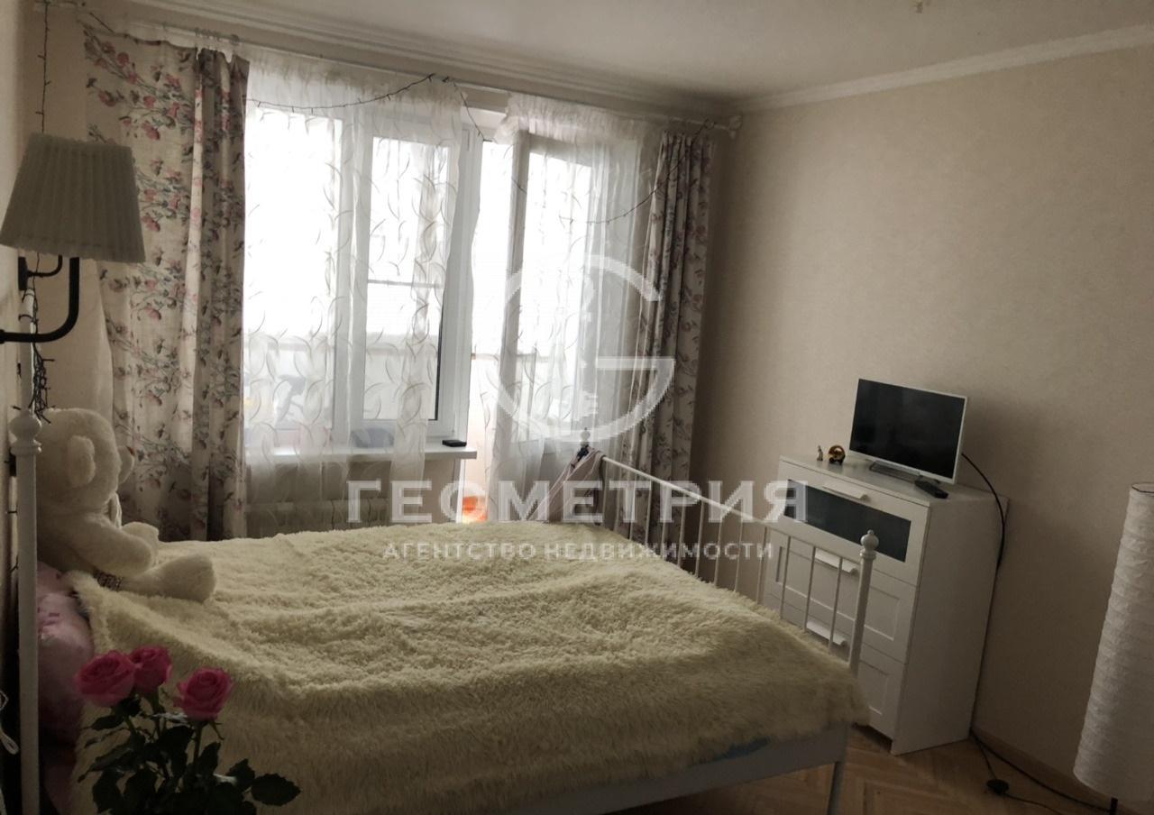 Продается однокомнатная квартира за 6 400 000 рублей. г Москва, Ореховый б-р, д 49 к 3.