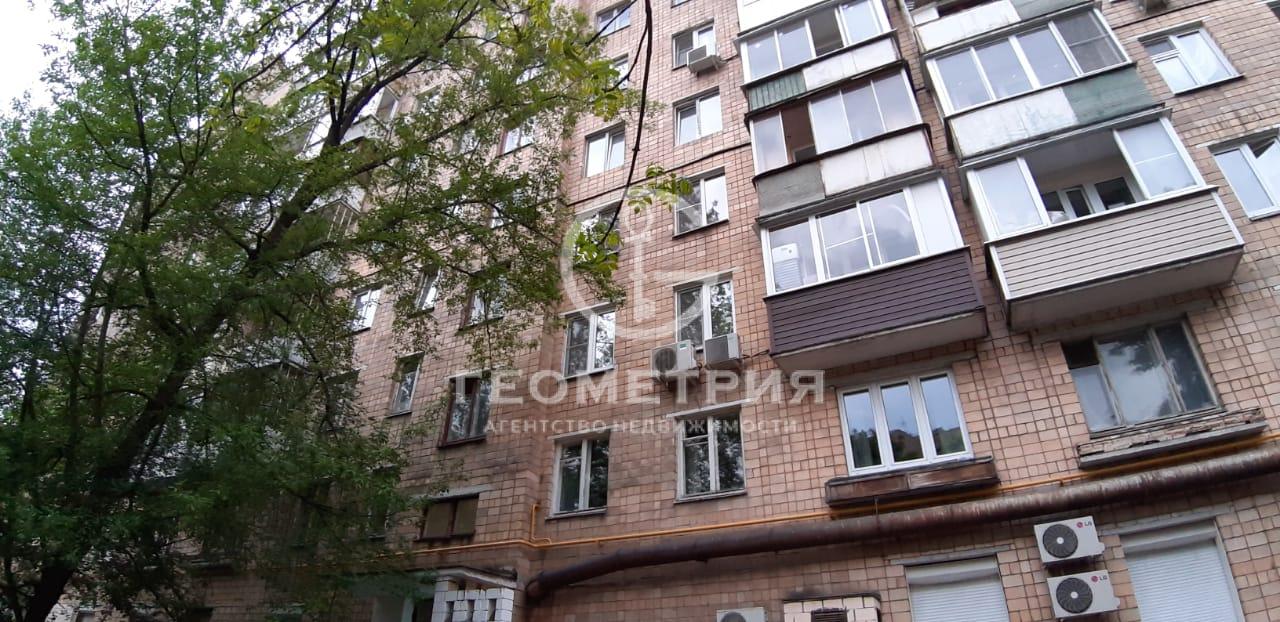 Продается трехкомнатная квартира за 13 000 000 рублей. г Москва, ул Советской Армии, д 3.