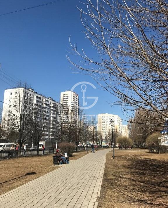 Продается однокомнатная квартира за 7 200 000 рублей. г Москва, ул Туристская, д 27 к 1.