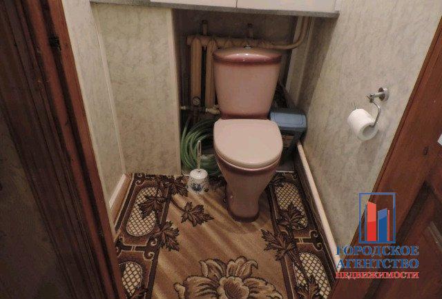 Продается трехкомнатная квартира за 3 400 000 рублей. Московская обл, г Серпухов, ул Текстильная, д 5.