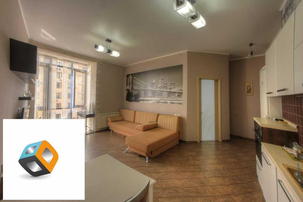 Продается двухкомнатная квартира за 5 790 000 рублей. г Казань, пр-кт Альберта Камалеева, д 26/12.