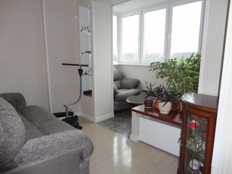 Продается двухкомнатная квартира за 8 600 000 рублей. Московская обл, г Пушкино, ул 2-я Домбровская, д 27.