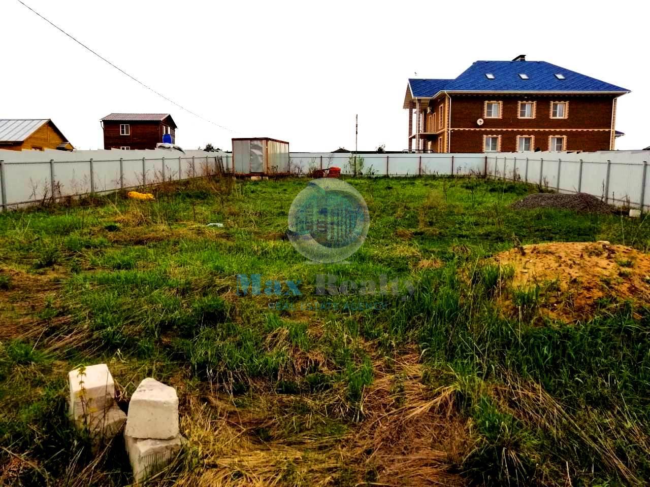 Купить земельный участок: д Сапроново, обл Московская