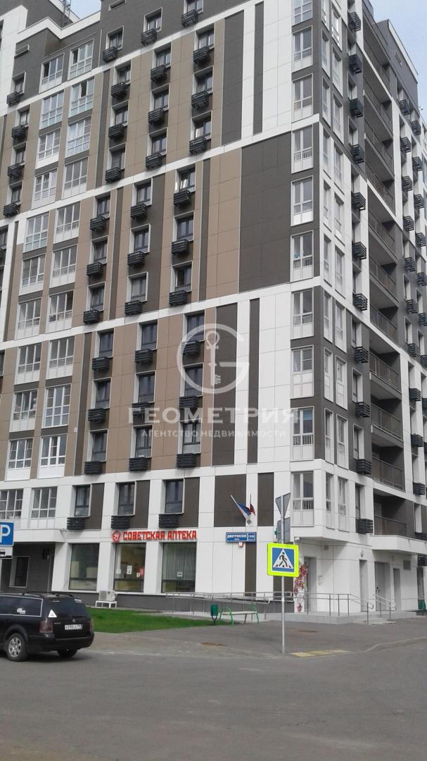 Продается двухкомнатная квартира за 11 950 000 рублей. г Москва, Дмитровское шоссе, д 124А.